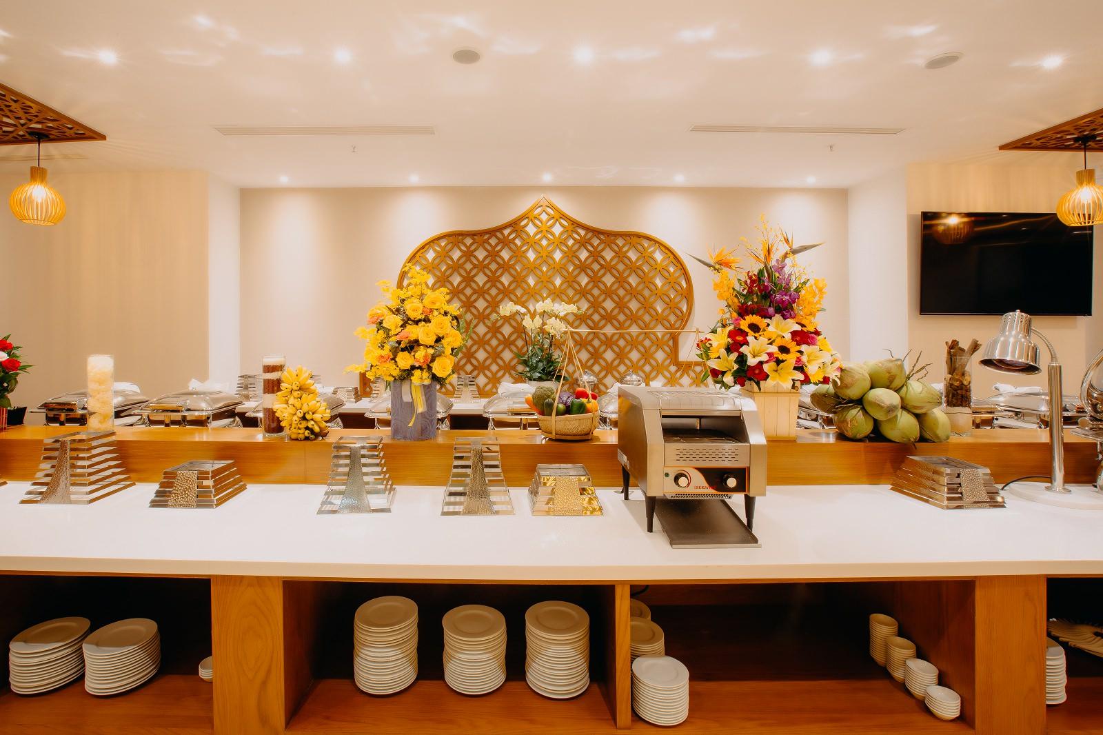 Restaurant Cham